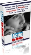 Acne No More System + Bonuses + Counseling With Mike Walden