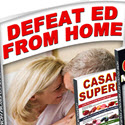 Defeat ED from home