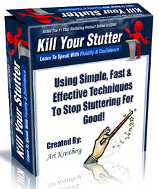 Kill Your Stutter Program