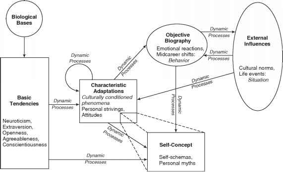 Components of Personality Development